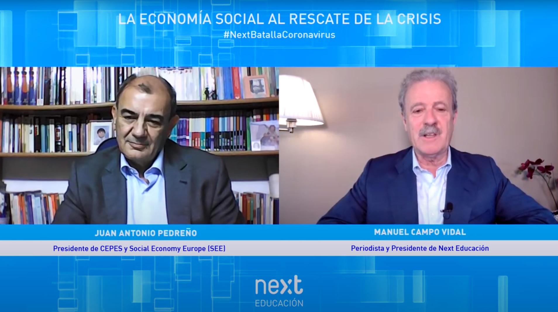 La Economía Social se reivindica ante el nuevo modelo económico que viene