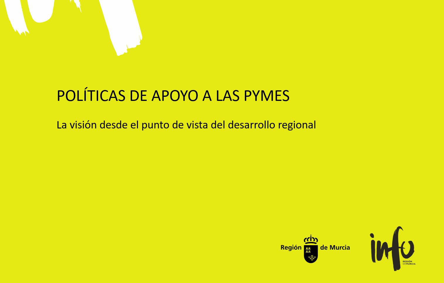 politicas de apoyo a las pymes